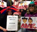 Los bares de Tafalla se fijan en Andalucía para vestir el carnaval