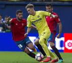 González González arbitrará el Osasuna-Villarreal