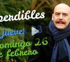 Agenda cultural de Navarra en vídeo hasta el domingo 26 de febrero
