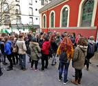 Comienza la huelga en Caprabo para pedir la readmisión de 18 despedidas