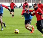 Vasiljevic se plantea jugar en Cornellá con una línea de cuatro jugadores
