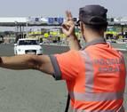 Los policías forales, fuera del pacto estatal que permite jubilarse con 60