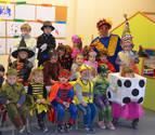 El carnaval también llega a las aulas