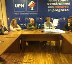 UPN defiende su gestión en Oncineda ante