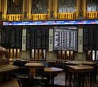 La Bolsa española baja el 0,42% lastrada por la banca