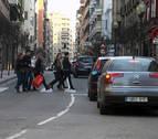 Tudela implanta un nuevo modelo de tráfico