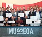 Entregados los premios a los Mejores Vinos de la D.O. Navarra de 2017