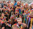 Cultura y música en un carnaval de cine en Estella