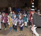 Los Zipoteros inician el Carnaval de Tudela