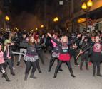 El primer desfile de Tudela llena las calles
