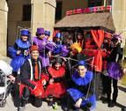 Tafalla miró a Andalucía por carnaval