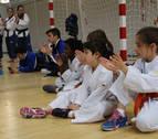 Arrosadía acoge el taekwondo
