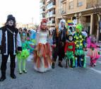 Los Elfos, mejor disfraz del Carnaval de Tudela
