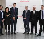 Ayerdi conoce las instalaciones de Ingeteam, que emplean a más de 450 personas