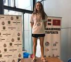 Siete medallas en el Campeonato de Euskalherria infantil, junior y absoluto