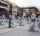 Villafranca brilla al ritmo del Carnaval