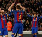 Al Barça le sale un ensayo perfecto con vistas al PSG