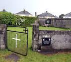 Hallan restos de bebés y niños enterrados en un convento de Irlanda