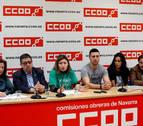 Sindicatos de Navarra secundan una huelga el jueves contra los recortes educativos