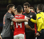 El Bayern de Javi Martínez vuelve a humillar al Arsenal de Monreal