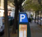 La confusión de colores y las multas en la zona azul de Pamplona
