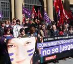 UGT y CC OO piden medidas para acabar con la brecha salarial y la violencia de género