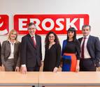 Eroski renueva parte de su Consejo de Dirección para afrontar una nueva etapa