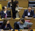 UPN pide a Ayerdi que impulse el TAV como hace el PNV en Euskadi