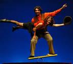 Danza y acrobacias para el fin de semana en el Auditorio Barañáin