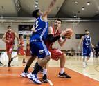 Basket Navarra no cede terreno en su pista