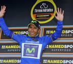 Nairo Quintana se exhibe en el Terminillo y ya es líder