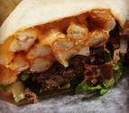 El 'burgrito', una combinación de burrito y hamburguesa, la última moda en Nueva York