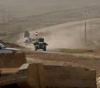 Mueren tres destacados líderes del Estado Islámico en bombardeos en Mosul