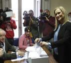 Cristina Cifuentes será la próxima presidenta del PP de Madrid