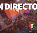 Así les hemos contado el empate de Osasuna contra el Eibar
