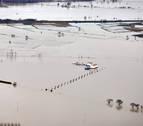 El Gobierno central defiende las limpiezas del Ebro que hace la CHE