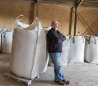 Biopar Tudela convierte los posos de café en combustible para calefacción