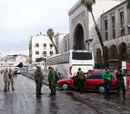 El ejército sirio anuncia el control total de Damasco y sus alrededores