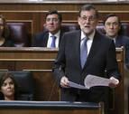 Rajoy da por cumplido el objetivo de déficit del 4,6 por ciento en 2016