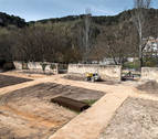 San Benito derriba muros en Los Llanos a dos meses del fin de obra