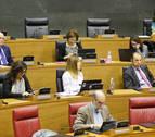 El Parlamento apuesta por la profesionalización de los gestores sanitarios