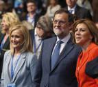 Rajoy pide unidad al PP de Madrid bajo el liderazgo