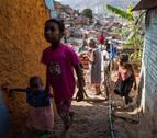 Sólo un tercio de niños del mundo goza de protección social