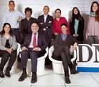 iAR, Blackbinder, Pyramide Asesores, GM Vending, i3i y Grupompleo, finalistas de los Premios DN+