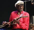 'Johnny B. Goode' sonó en Pamplona: el día en que Chuck Berry tocó en San Fermín