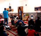 Primera jornada de puertas abiertas en la mezquita de Ribaforada