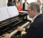 Íñigo Alberdi, nuevo director de la Semana de Música Antigua de Estella