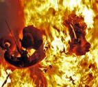 Valencia quema, orgullosa, sus primeras Fallas Patrimonio de la Humanidad