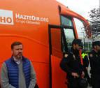 El cuatripartito y el PSN piden a Interior que retire a HazteOir la declaración de utilidad pública