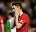 Torres se puede perder más de un mes de competición por una lesión muscular